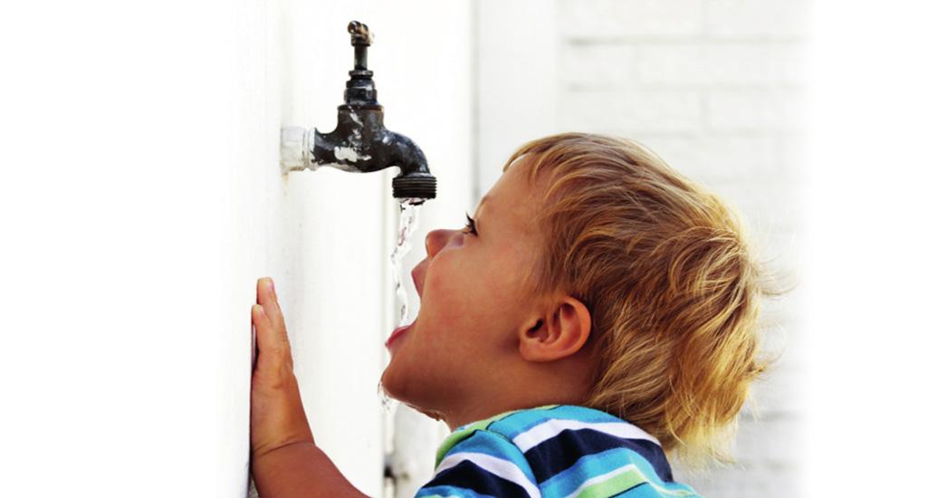Wasser ist Leben!